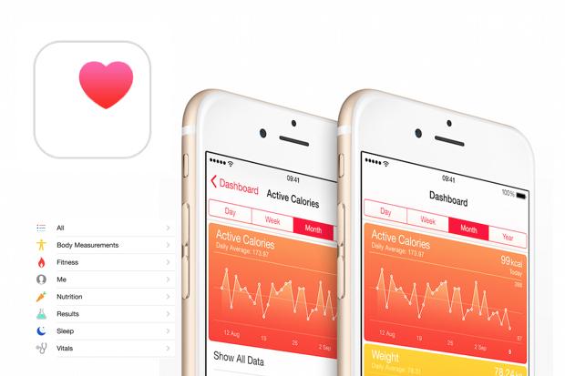 Apple iOS 10.1 Update Erases Health App