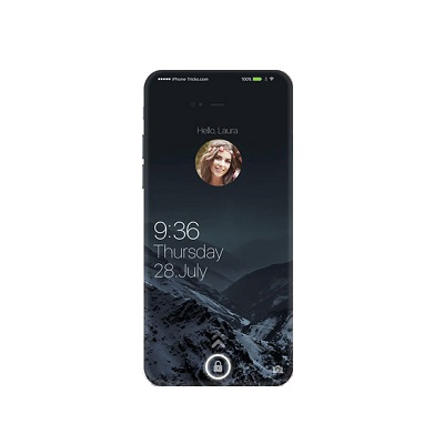 iphone 8 glass design and wireless charging