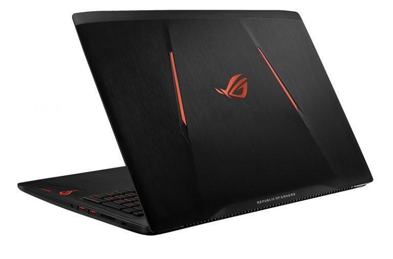 Asus ROG G752VS, Strix GL502VS Gaming Laptops with GeForce GTX10 Launched