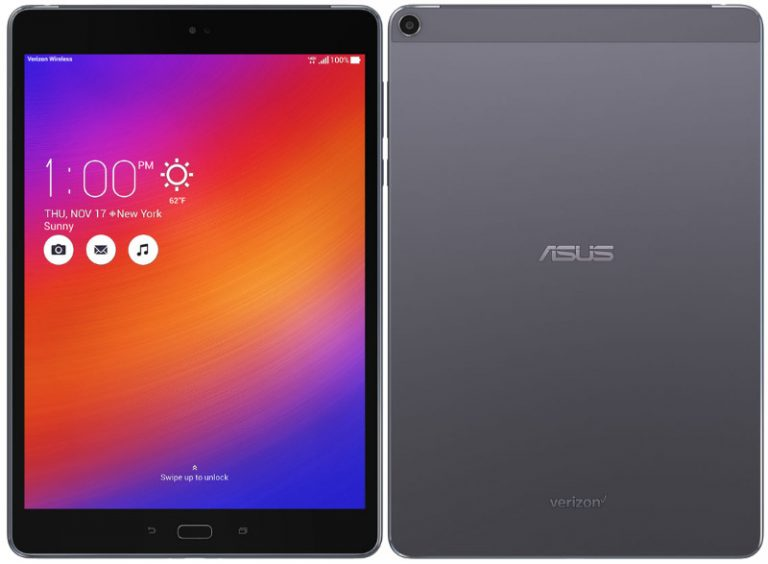 Asus ZenPad Z10 with 9.7-Inch 2K Display, 3GB RAM Announced