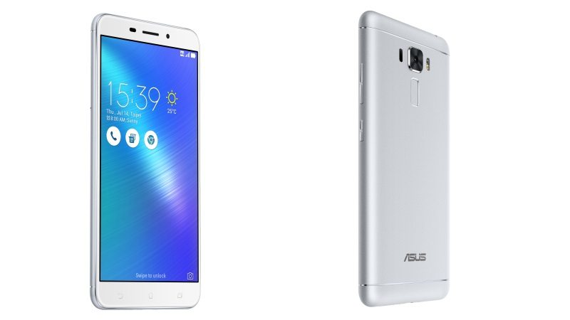 Asus Zenfone 3 Laser with 4GB RAM Launched in India at Rs 18999