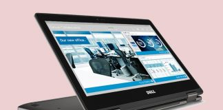Dell Latitude 3379 Convertible Laptop Launched in India at Rs 64,990