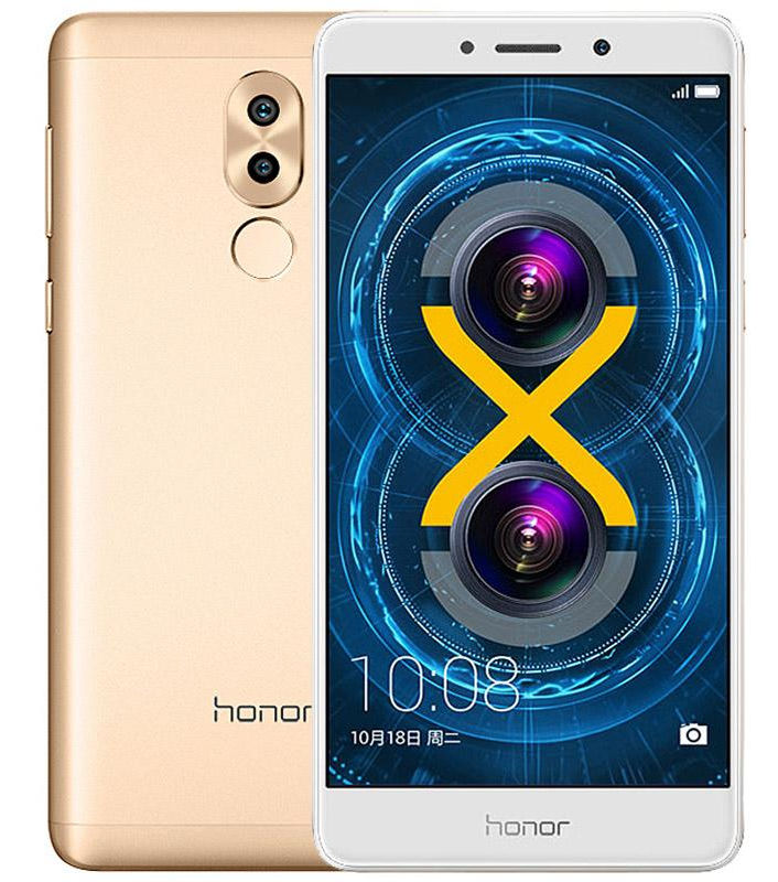 Honor 6X With 4GB RAM, Dual Rear Cameras Announced