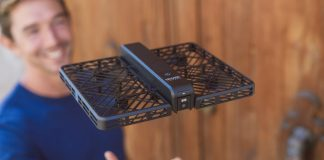 Hover Camera Passport Self-Flying Camera Drone Announced