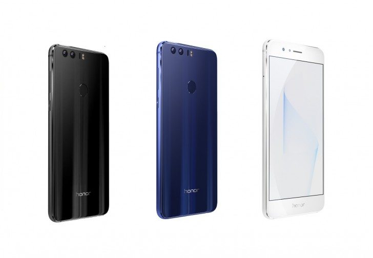 Huawei Honor 8, Honor 8 Smart Launched in India, Honor Holly 3 Announced