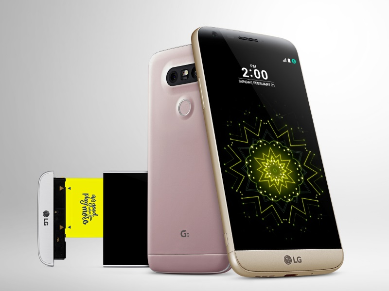 LG G6 To Ditch The Modular Design Concept