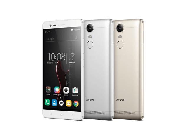 Lenovo Vibe K5 Note OTA update adds VoLTE support for Reliance Jio