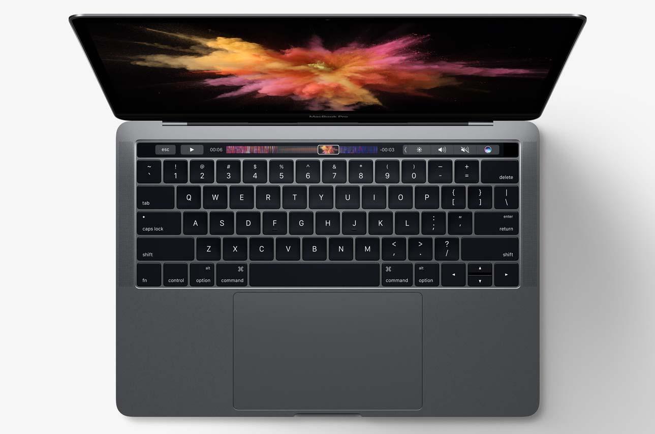 Three MacBook Pro 2016 models announced