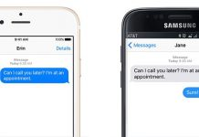 New Apple iMessage For Android Mockups Surface Online