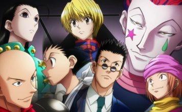 Hunter X Hunter Chapter 361