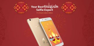 OPPO F1s Diwali Limited Edition Launched At Rs. 17990