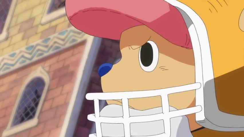 One Piece Episode 762