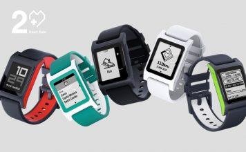 Pebble 2 + Heart Rate Pre-Orders Start, Pebble 2 SE Coming in November