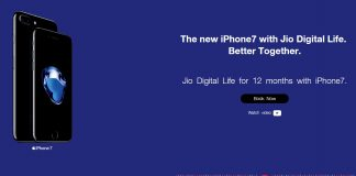 Reliance Jio Offering Free Services For 1 Year With New iPhones [How To Activate Jio 4G On iPhone]
