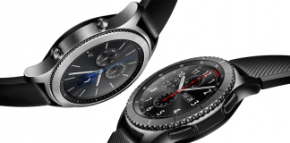 Samsung Gear S3 Smartwatch Now Available For Pre-Orders