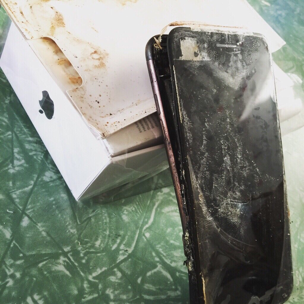 Should You Worry About The Apple iPhone 7 Explosion Case