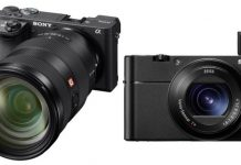 Sony a6500 APS-C Sensor Camera Announced Alongside Sony RX100 V