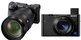 Sony a6500 APS-C Sensor Camera Announced Alongside Sony RX100 V