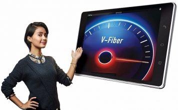 airtel v fiber