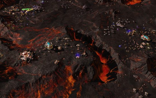 ashes of the singularity escalation expansion