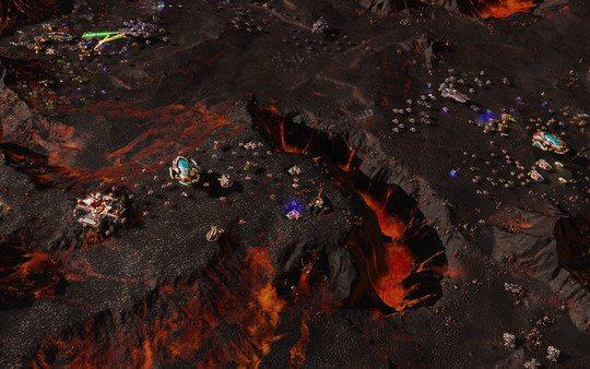 ashes of the singularity escalation expansion