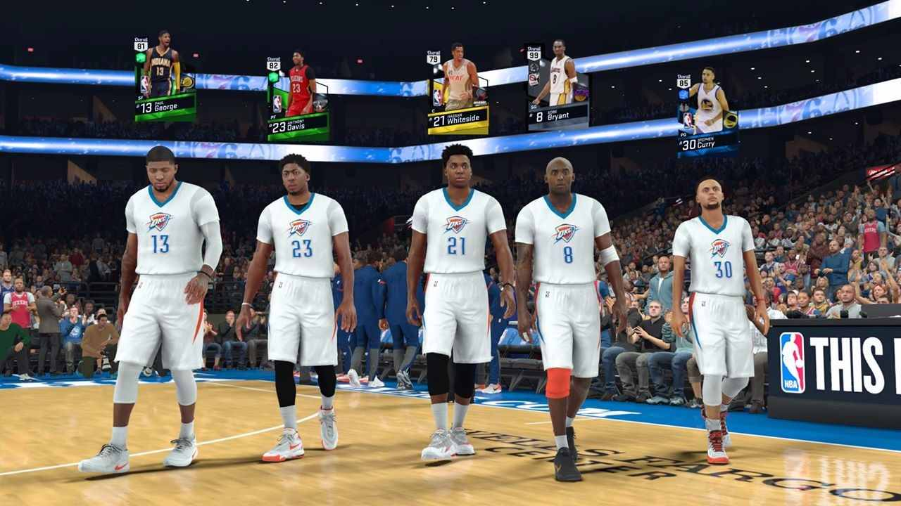 National Basketball Association 2K17 Update 1.04 Is Live on PS4, Takes Up Over 7GB