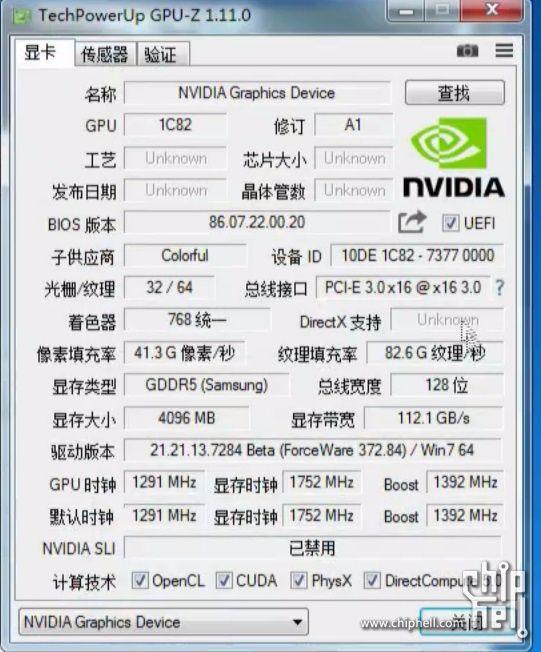 nvidia gtx 1050 ti benchmarks