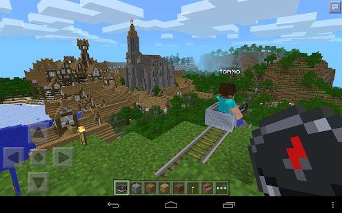 minecraft pocket edition update 0.17.0