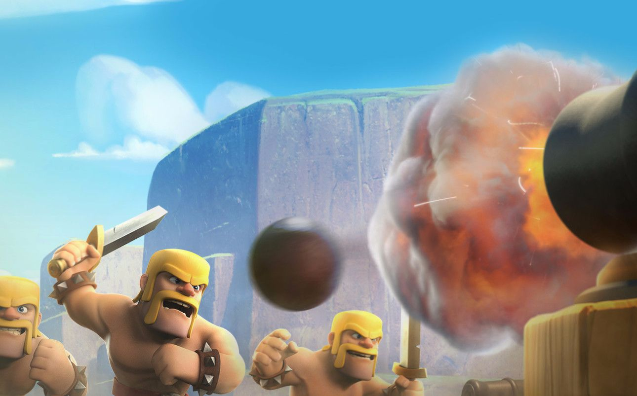APK Download] Clash Clans October Update .. Available