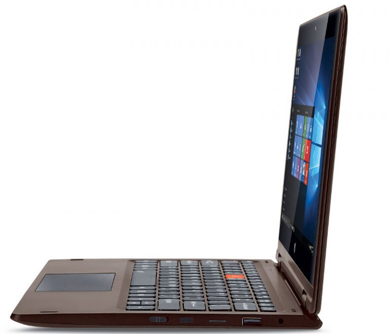 iBall CompBook Flip-X5 With 360-degree Rotating Display Launched At Rs 14999