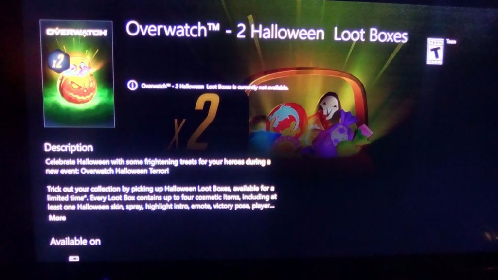 overwatch halloween