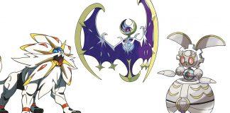 pokemon sun and moon legendary pokemon guide