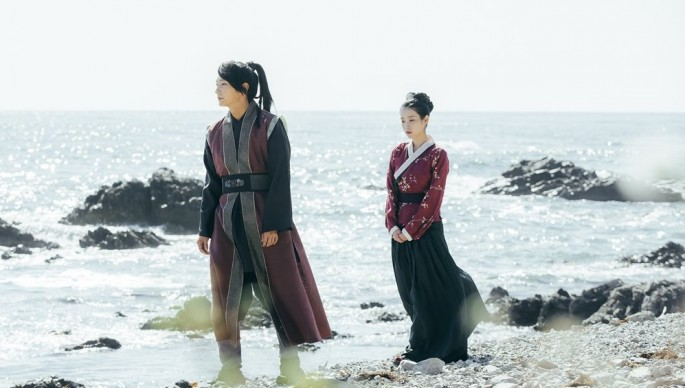 Moon Lovers: Scarlet Heart Ryeo Episode 17
