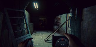 first person horror games