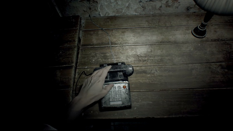 resident evil 7 teaser video series