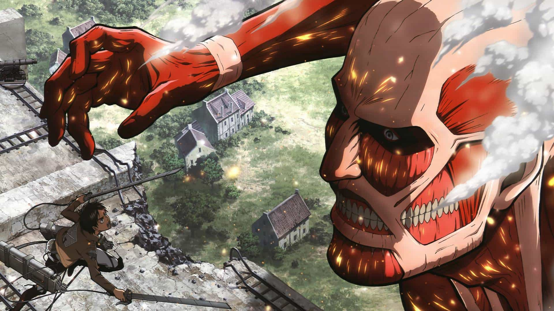 Attack On Titan Season 2