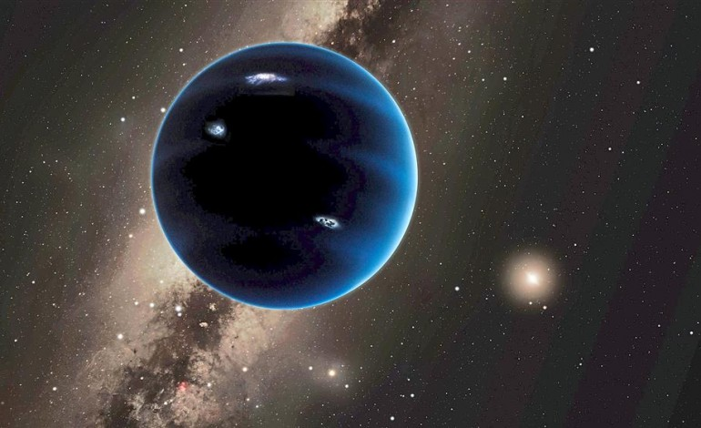 evidence supporting Planet Nine