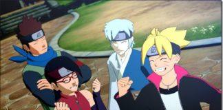 Naruto Shippuden Ultimate Ninja Storm 4 Road to Baruto Team Konohamaru