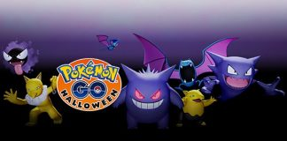 pokemon go halloween update