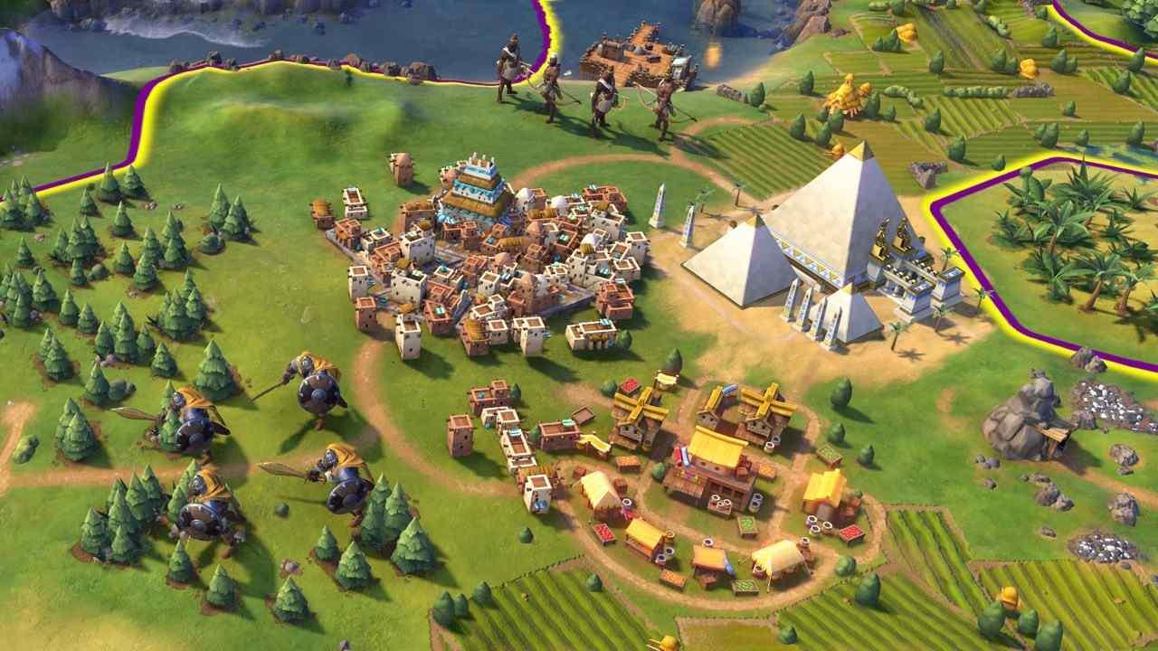 civilization 6 glitch