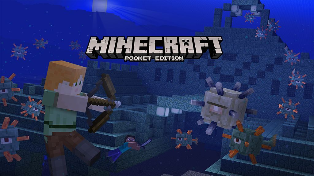 minecraft pocket edition 0.16.0 boss update