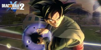 dragon ball xenoverse 2 black goku