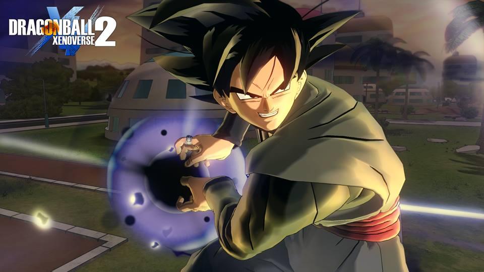 dragon ball xenoverse 2 black goku