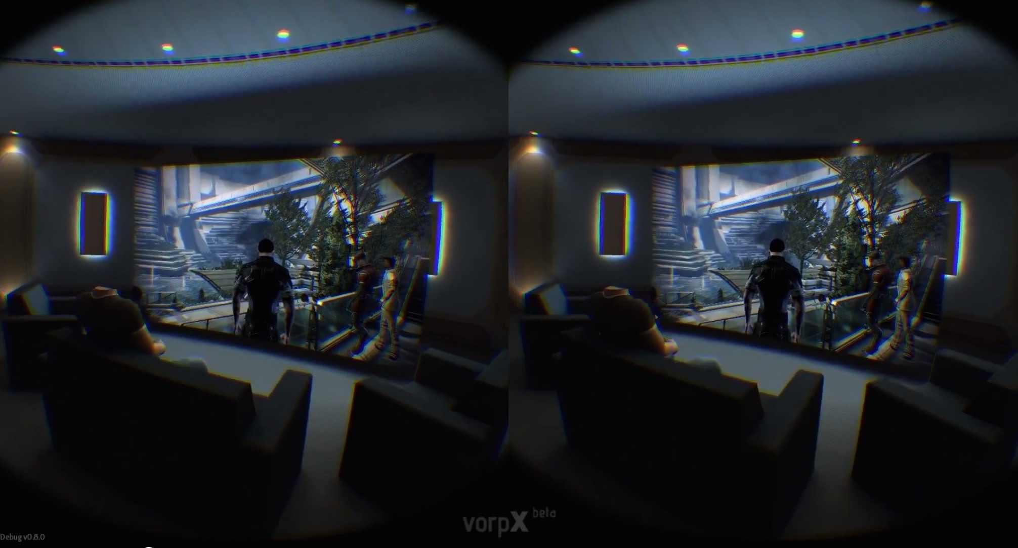 playstation vr cinematic mode