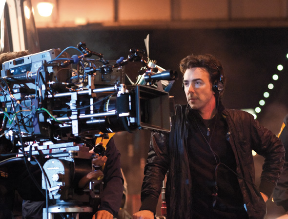 shawn levy uncharted movie director