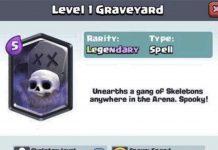 clash royale graveyard spell