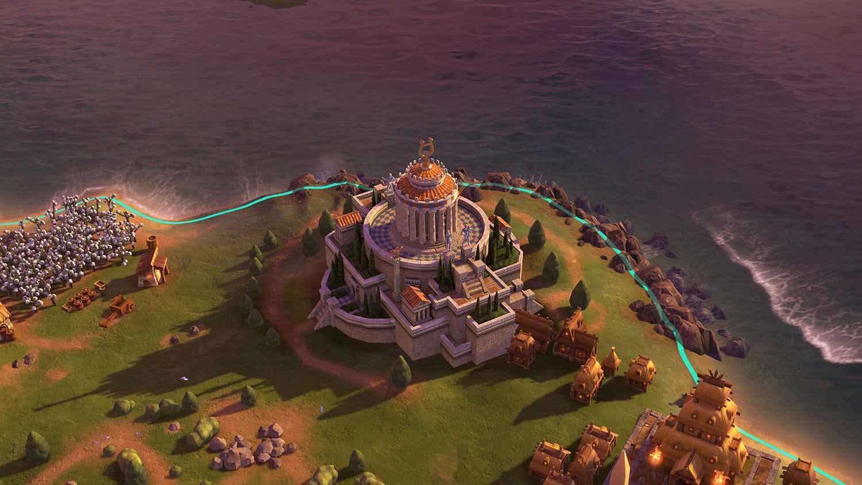 civilization 6 console release date