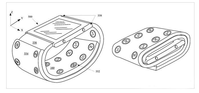 apple-watch-3-patent-magnetic-straps