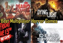 best multiplayer horror games