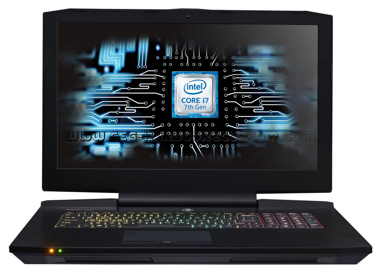 Insanely Priced CLEVO P870X Laptop Boasts Unreleased Core i7